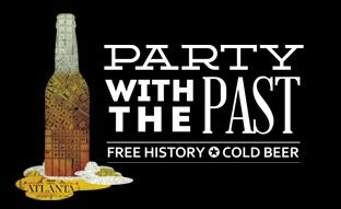 Advertisement for Party With The Past